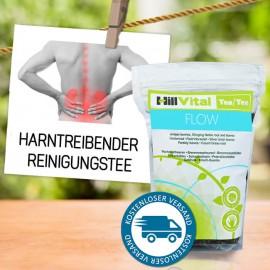 Tee FLOW für die Nieren – harntreibender Reinigungstee (150 g)