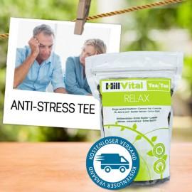 Tee RELAX – Bei Stress und Nervosität (150 g)