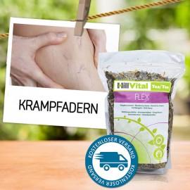 Tee FLEX bei Krampfadern (150 g)