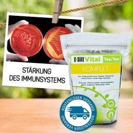 Tee KOMPLET – Magentee als Unterstützung des Immunsystems