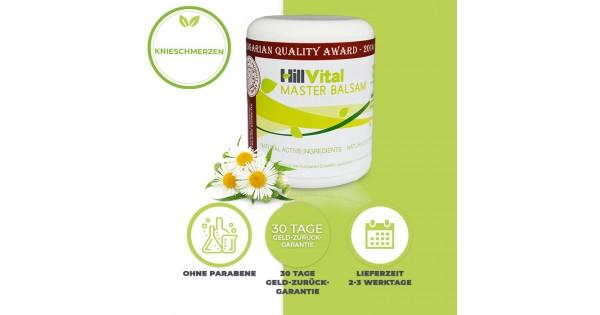 Wirksame Produkte gegen Knieschmerzen,für Meniskus HillVital