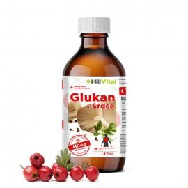 Elixier Glucan Herz 250 ml