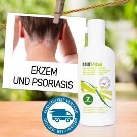 Shampoo und Duschgel 2in1 bei Ekzem und Psoriasis 250 ml