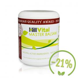 Master Balsam – gegen Gelenk-, Muskel- und Rückenschmerzen (250 ml)