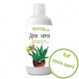Aloe Vera Getränk - 100% Saft - 1000 ml