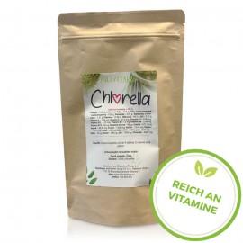 100 % Bio Chlorella, 250 Tabletten