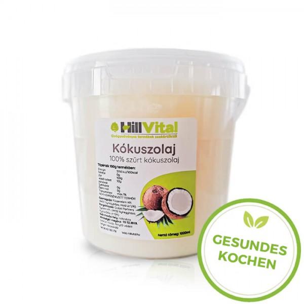 Kokosnuss-Speiseöl  1000 ml