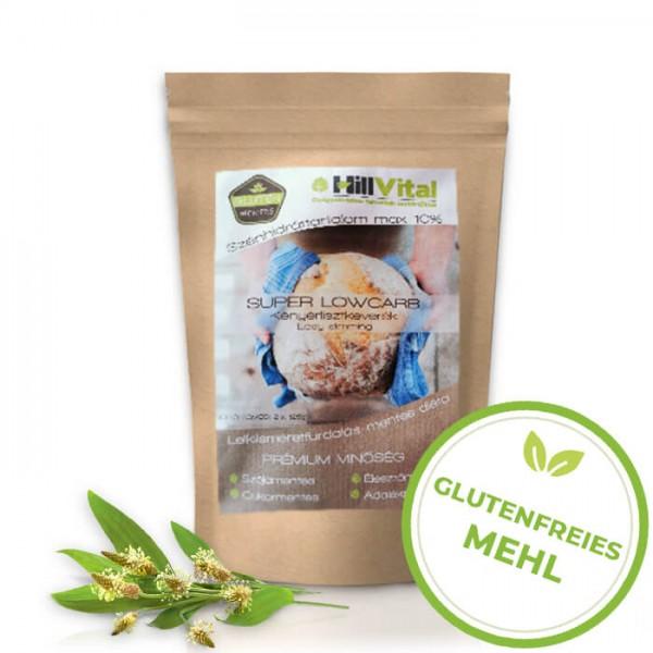 Kohlenhydratarmes glutenfreies Mehl 2x 125g