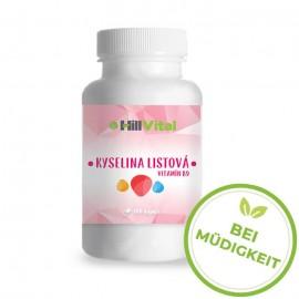 Vitamin B9 - Folsäure (100 Kapseln)