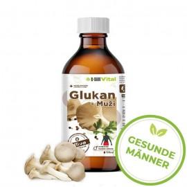 Elixier Glucan Männer 250 ml