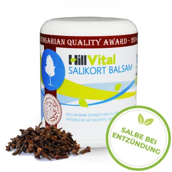 Salikort Balsam - bei Entzündungen der Sehnen, Muskeln und Gelenke 250 ml