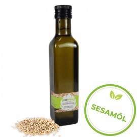 100% Sesamöl - kaltgepresst 250 ml