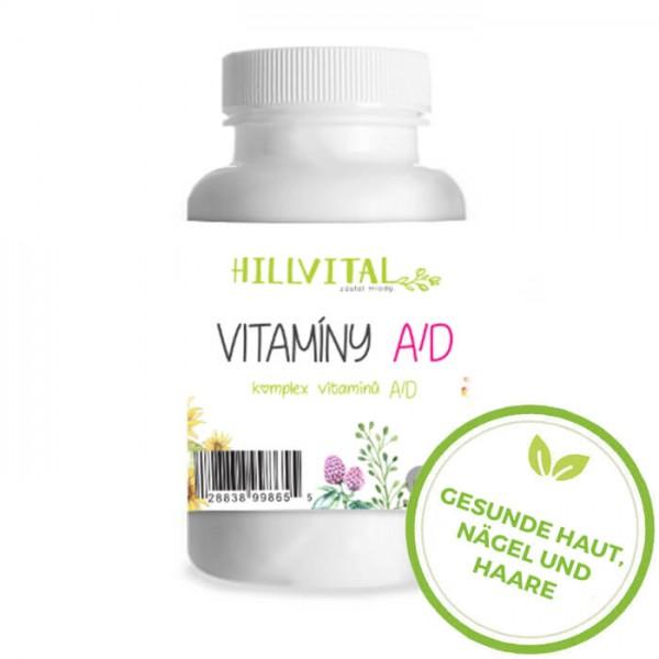 Vitamin A + D – 60 Stk.