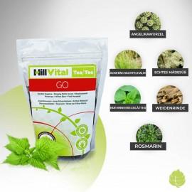 Tee GO bei Gelenkproblemen, Rheuma, Arthrose (150 G)