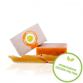 Honigseife bei Falten und Hautalterung 95 g