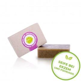 Seife bei Ekzem und Psoriasis – mit Schlamm aus dem Toten Meer 95 g