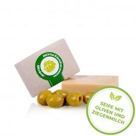 Seife mit Oliven und Ziegenmilch 95 g