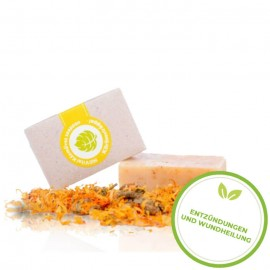 Seife mit Ringelblume – Entzündungen und Wundheilung 95 g