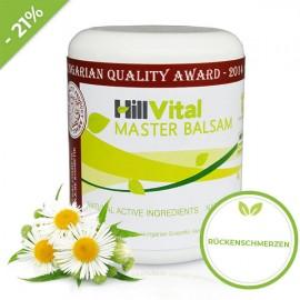 Master Balsam – Rückenschmerzen (250 ml)