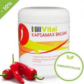 Capsaicin-Salbe bei Fibromyalgie - der Kapsamax Balsam 250 ml
