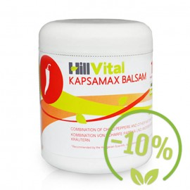 Kapsamax Balsam – steife Muskeln und Gelenke (250 ml)