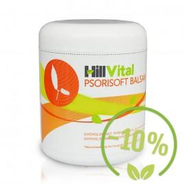Psorisoft Balsam – Hautpflege bei Psoriasis 250 ml + Seife Gratis