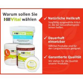 Sehnenentzündung - Tennisarm, Karpaltunnelsyndrom, Achillessehne - natürliches Paket