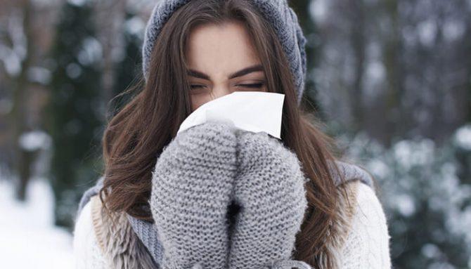 Winterallergie