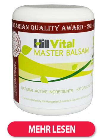 Einzigartige Naturprodukte gegen Knieschmerzen - HillVital